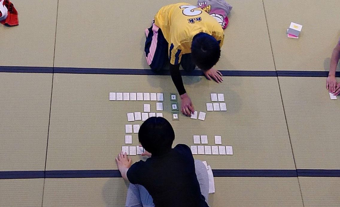「レンタル畳」第5回全国競技かるた長崎大会