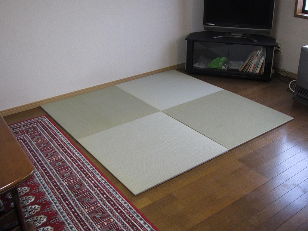 【置き畳】リーズナブルな畳