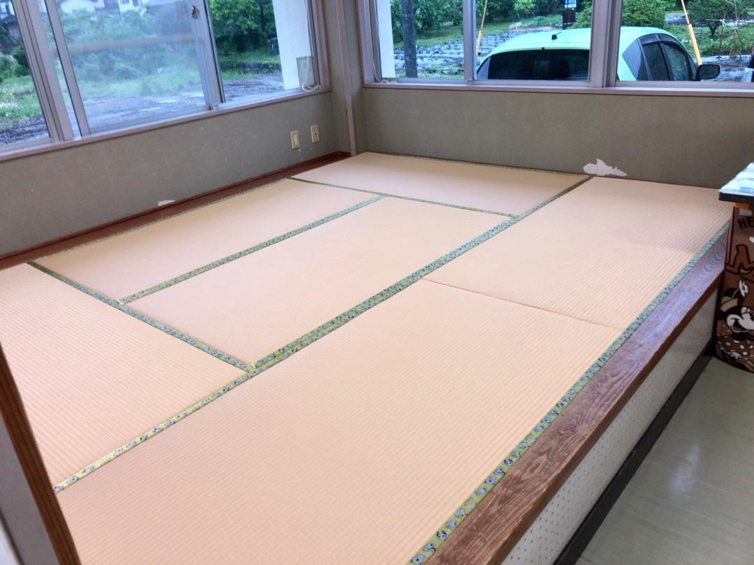 【畳】保育園様の畳工事
