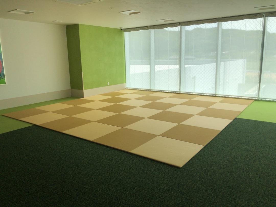 【置き畳】施設への置き畳納品完了!