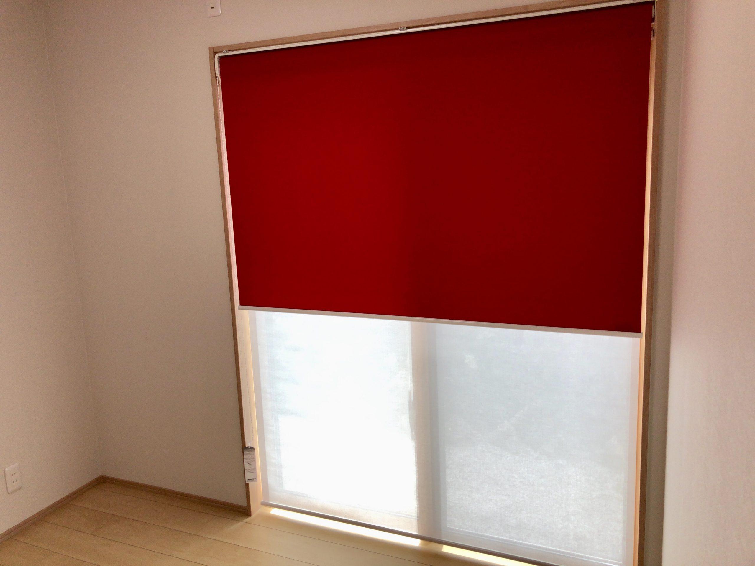 【窓装飾】新築住宅