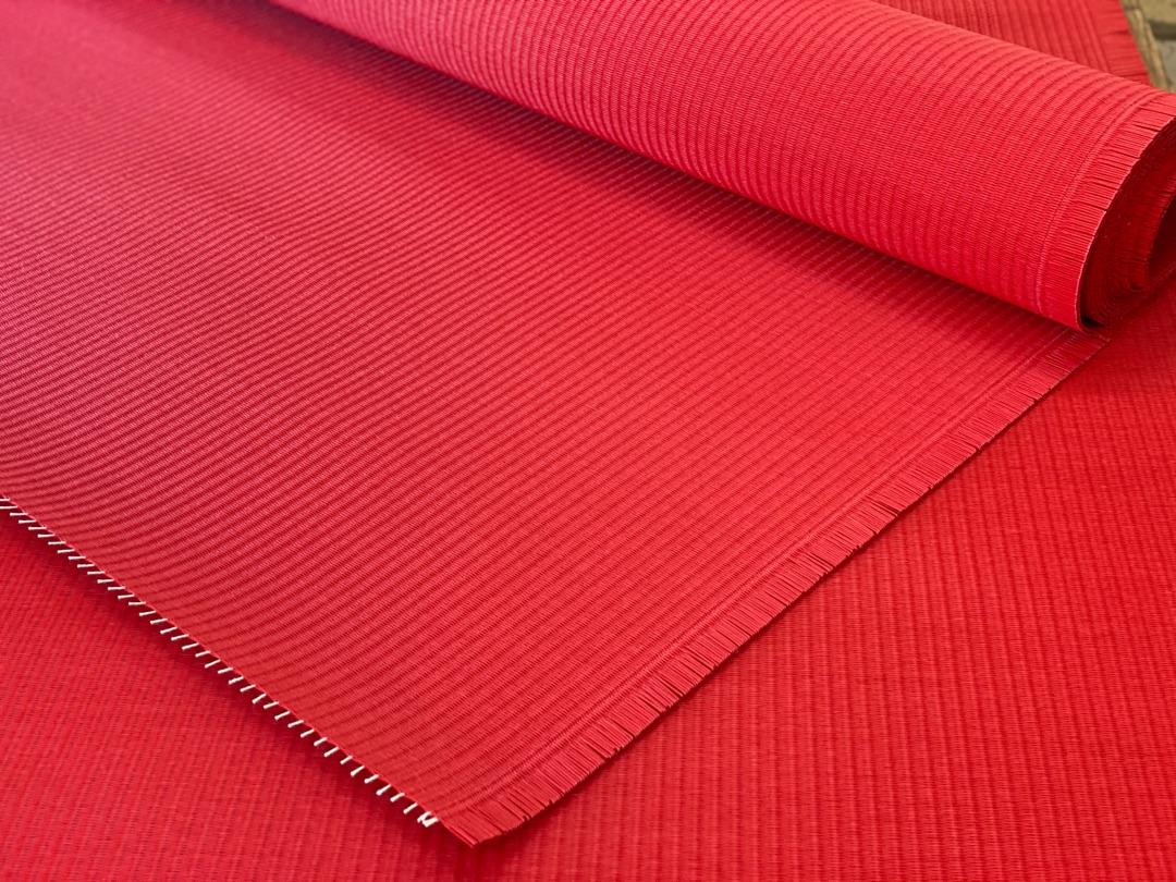 【畳】赤い茣蓙(ござ)