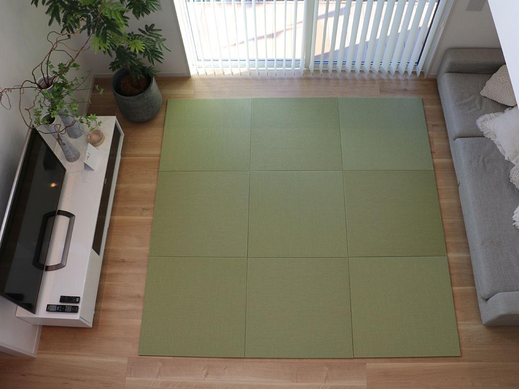 【畳】置き畳のラインナップ(天然い草)