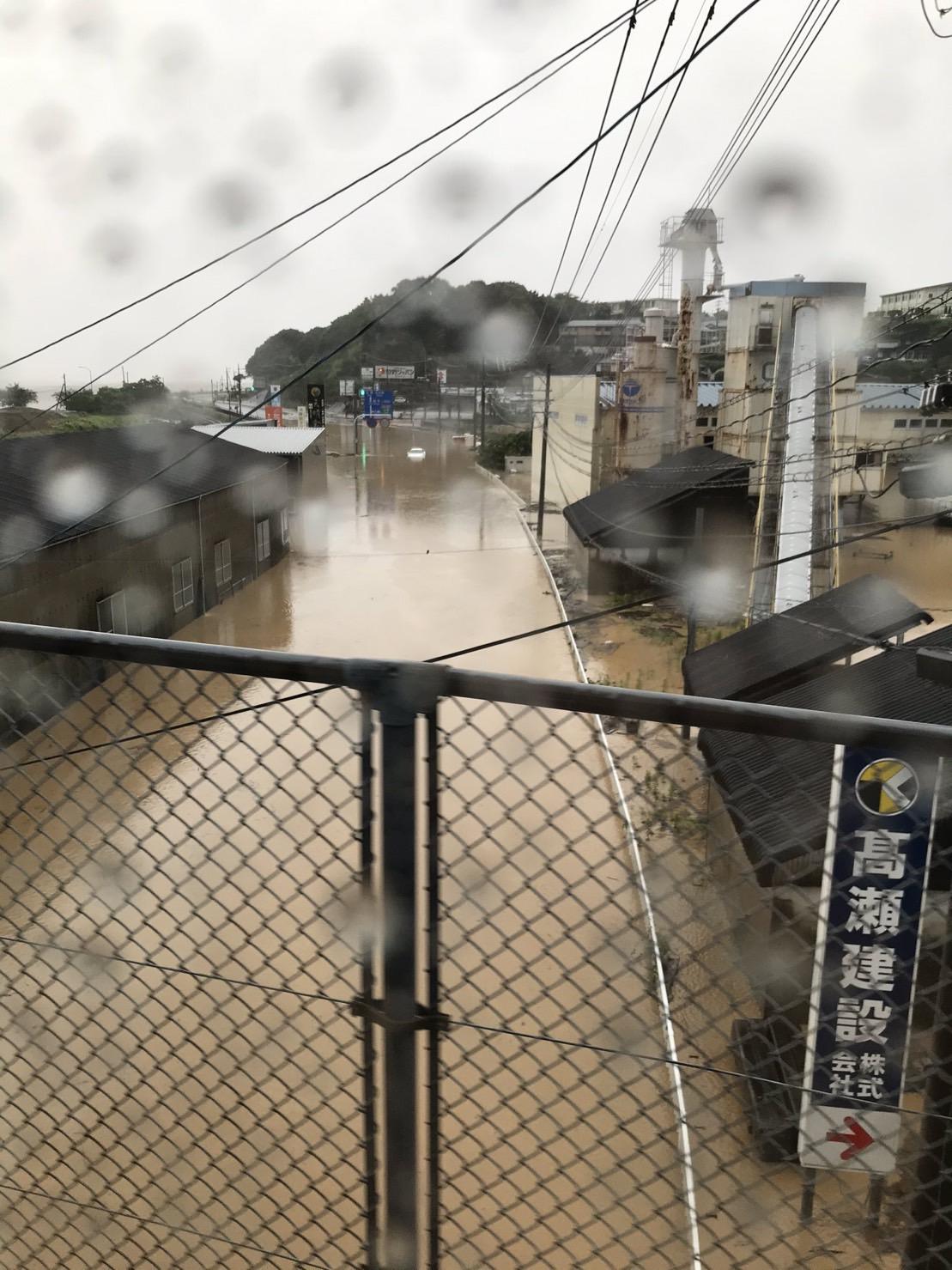 【blog】集中豪雨