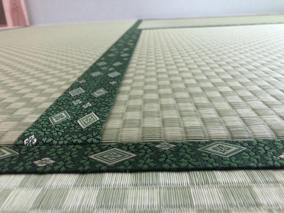 【畳】日本伝統文様「市松文様」