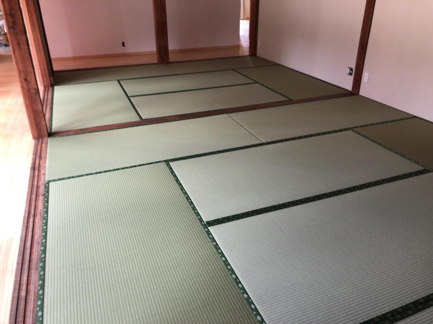 【畳】和紙の畳