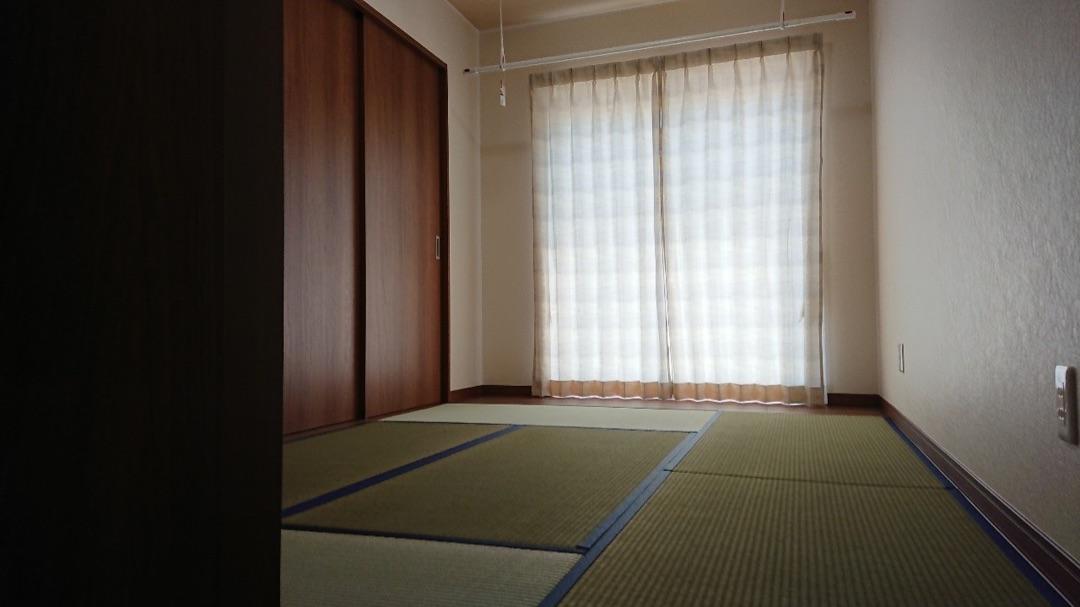 【畳】新築住宅へ天然い草の畳