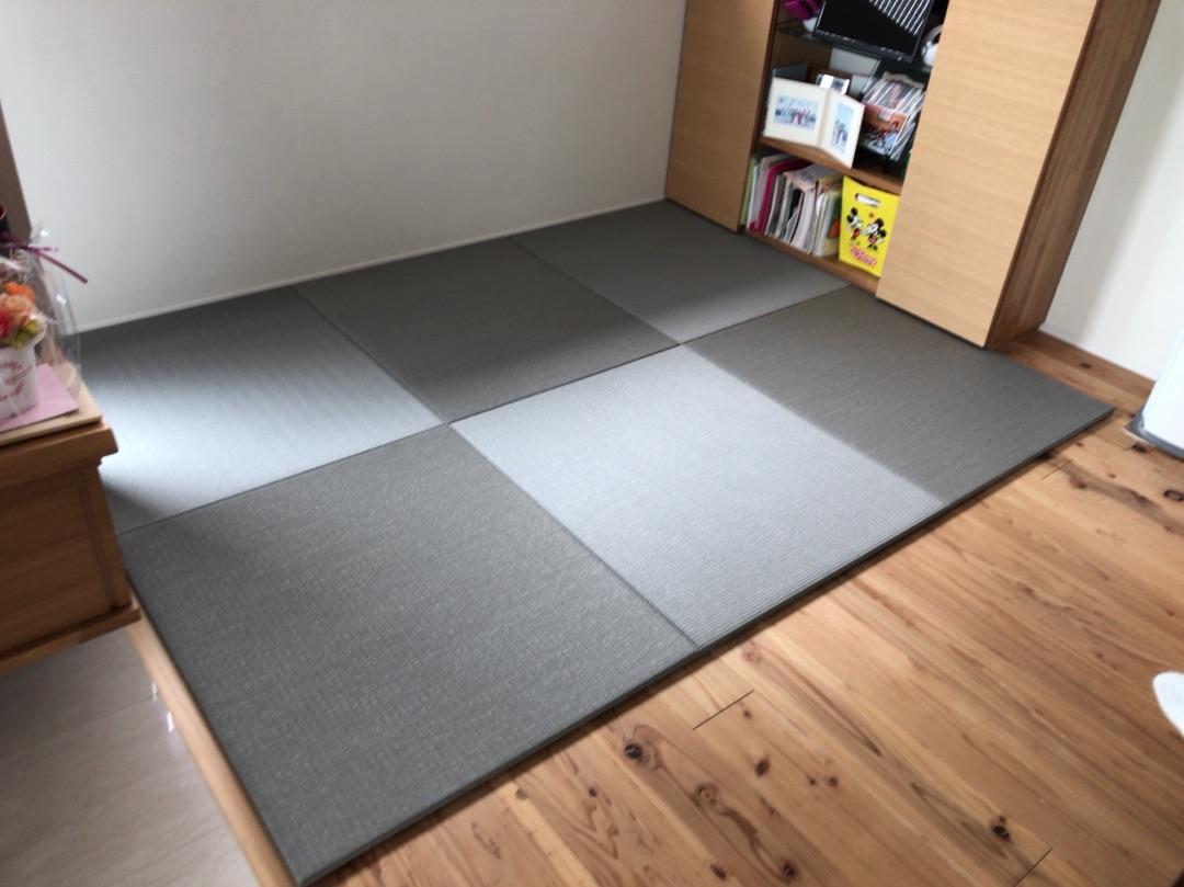【畳】置き畳のご提案!