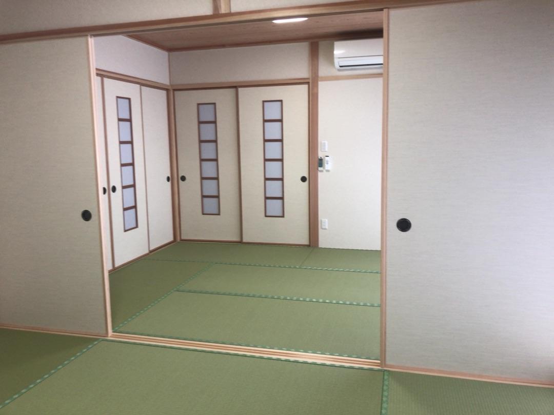 【トピックス】新築住宅の和室