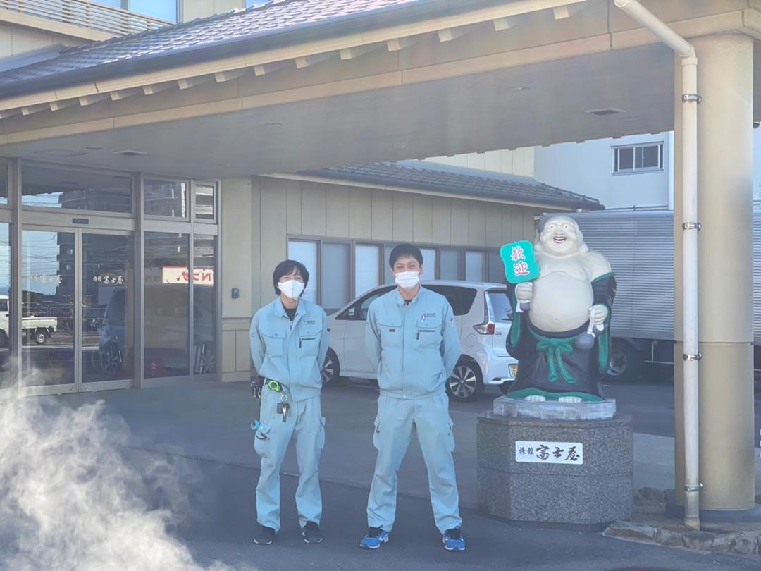 【畳】旅館の畳替え工事