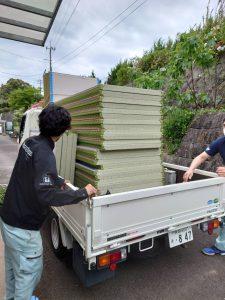 【畳】大型工事