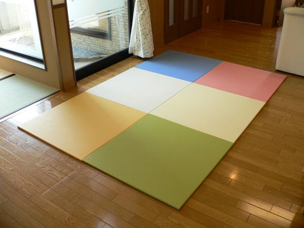 【置き畳】畳の進化