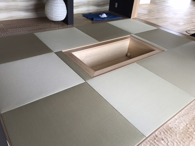 【畳】団欒の空間