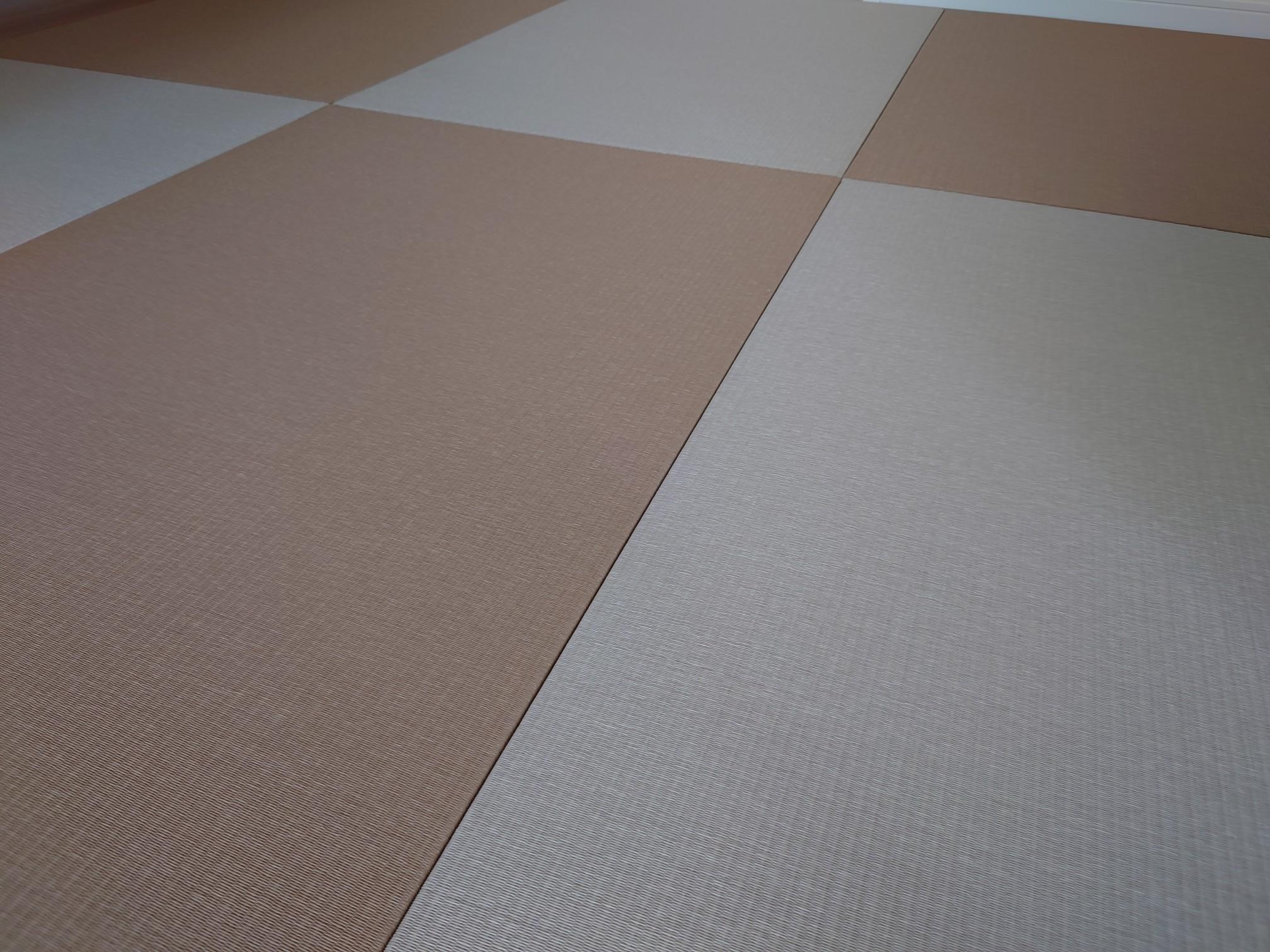 【新畳】畳屋さんのお仕事