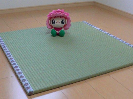 【置き畳】おむらんちゃん 熊本い草