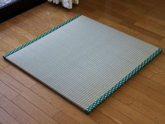 【置き畳】ポルカ緑