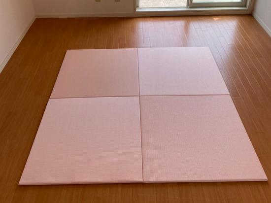 【置き畳】和紙シリーズ 桜