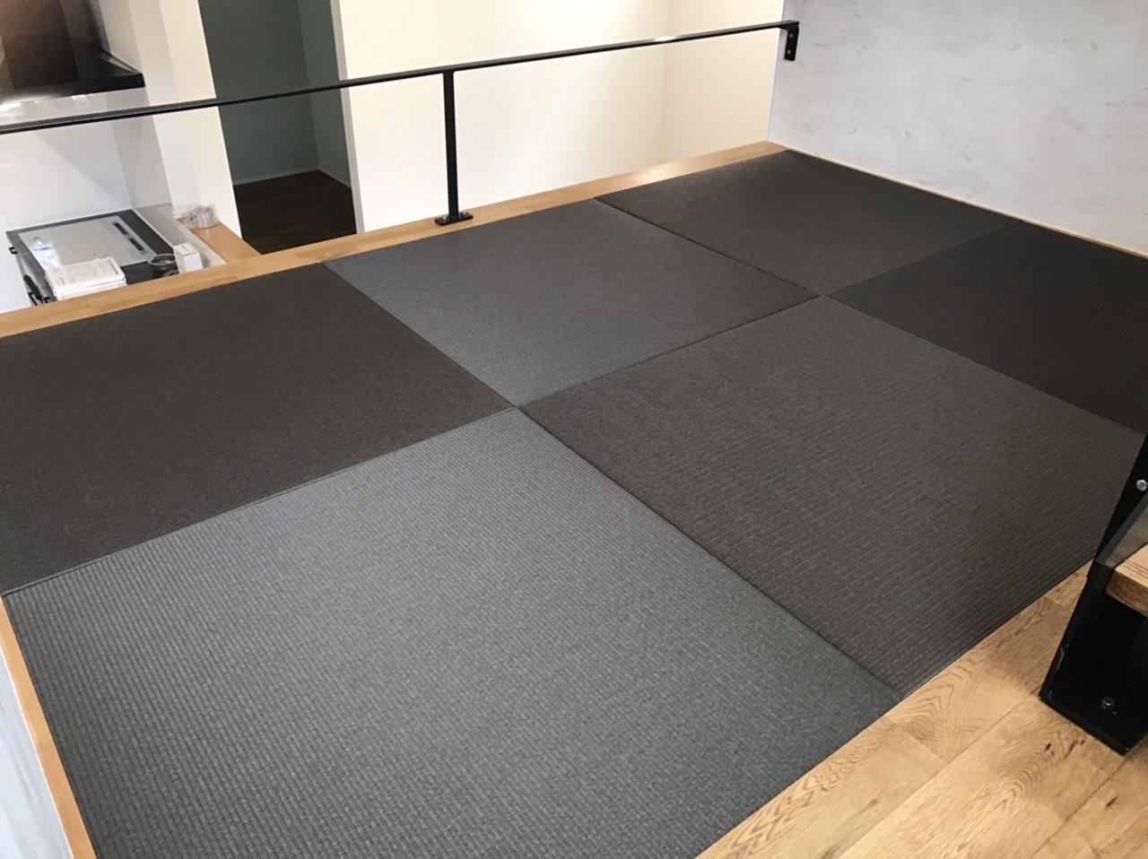 【畳】スキップフロアの畳空間